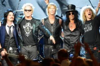 Check Out Photos And Video From Rock & Roll Hall Of Fame 2012 Inductions