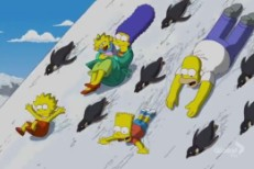 Animal Collective on The Simpsons
