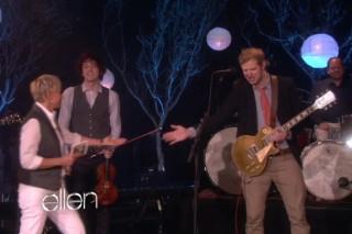 Watch Bon Iver On <em>Ellen</em>
