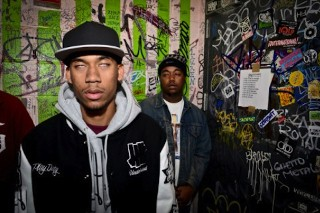"""Hodgy Beats & Domo Genesis – """"Timbs"""" (Produced By Lex Luger)"""