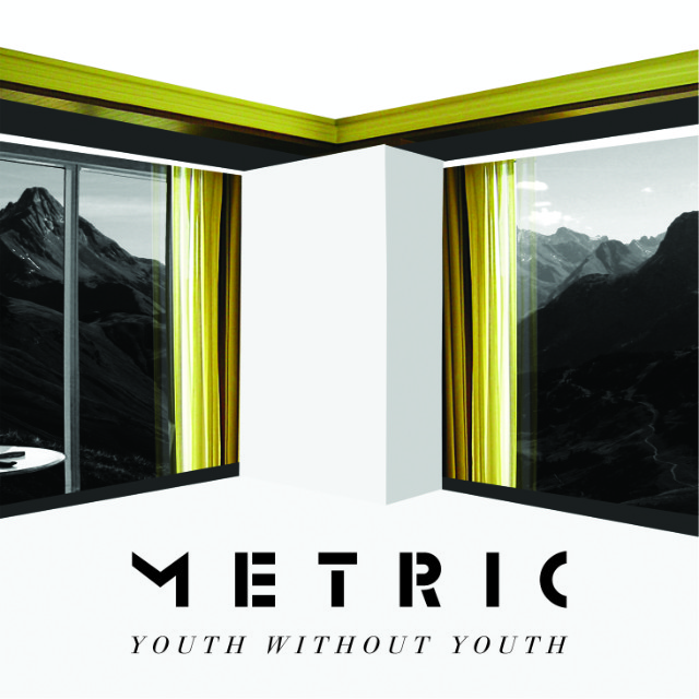 "Metric - ""Youth Without Youth"""
