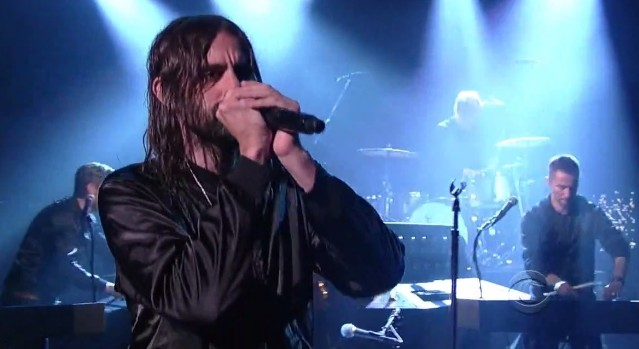 Miike Snow on Letterman