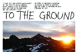 """Mount Eerie – """"To The Ground"""""""