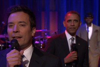 Obama &#038; The Roots Slow Jam The News, Dave Matthews Premieres &#8220;Mercy&#8221; On <em>Fallon</em>