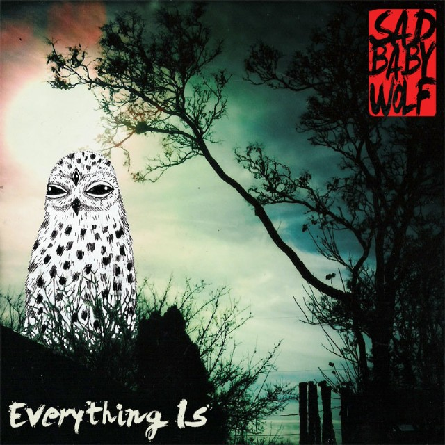 "Sad Baby Wolf - ""Everything Is"""