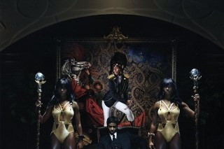 Santigold <em>Master Of My Make-Believe</em> Comment Party