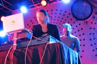 Atoms For Peace DJ New Tunes In LA
