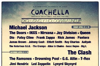All-Hologram Coachella Lineup Leaks
