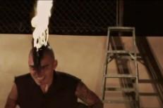 """David Lynch – """"Crazy Clown Time"""" Video (NSFW)"""