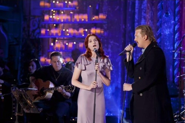 Florence + The Machine (Feat. Josh Homme) -