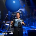 Watch Jack White Return To <em>Colbert Report</em>