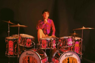 London Olympics Asks Keith Moon To Play Ceremony