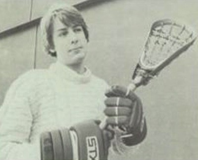 Stephen Malkmus in high school