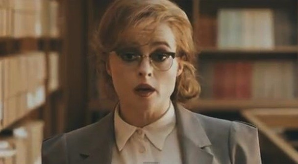 "Helena Bonham Carter in Rufus Wainwright's ""Out Of The Game"" Video"