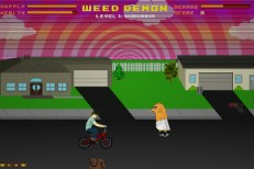 Play The Wavves Video Game