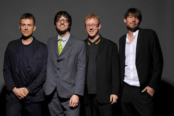 Blur Announce More UK Shows