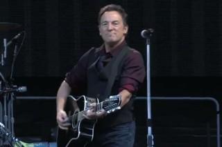 """Watch Springsteen Cover """"When I Leave Berlin"""" In Berlin Last Night"""