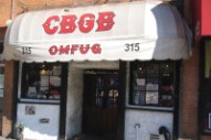 <em>CBGB</em> Movie Cast Revealed