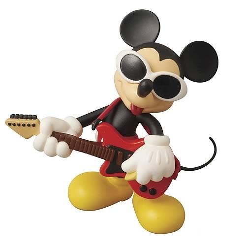 Kurt Cobain Gets Mickey Mouse'd