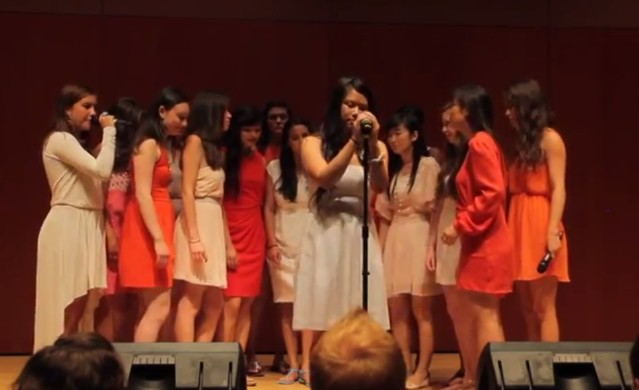 Duke a cappella group