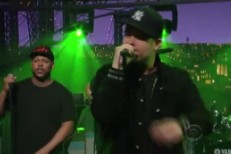 El-P on Letterman