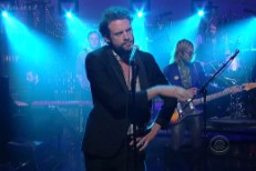 Watch Father John Misty Play <em>Letterman</em>