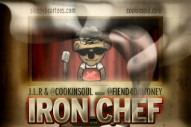Mixtape Of The Week: Fiend &#038; Cookin Soul <em>Iron Chef</em>
