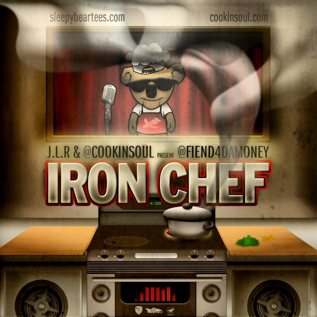 Fiend - Iron Chef