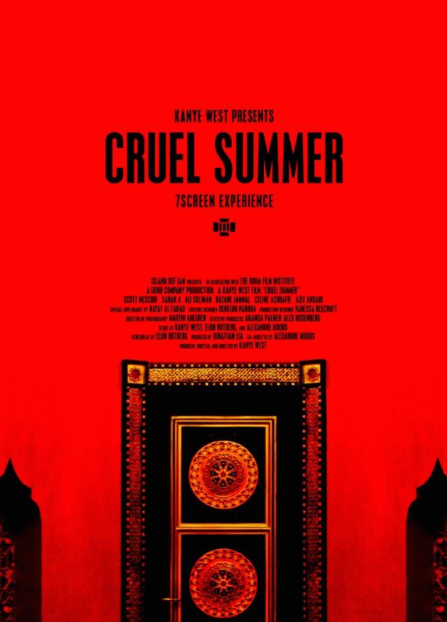 Kanye West - Cruel Summer