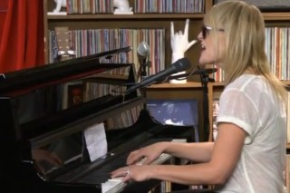 "Watch Metric Play ""Youth Without Youth"" Acoustic"