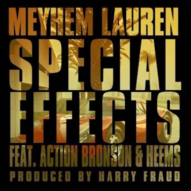"Meyhem Lauren - ""Special Effects"""