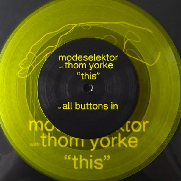 """Modeselektor - """"All Buttons In"""""""