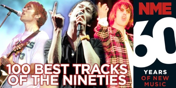 NME's 100 Best Tracks Of The '90s - Stereogum