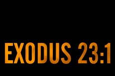 "Pusha T - ""Exodus 23:1"""