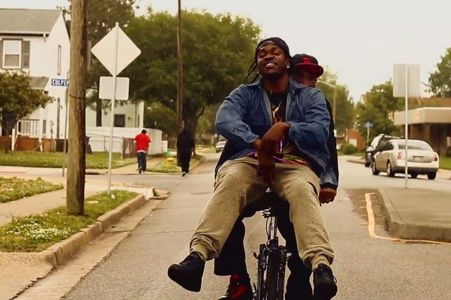 "Pusha T - ""Exodus 23:1"" video"
