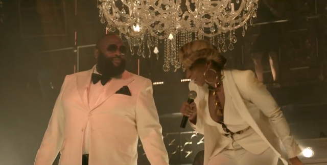 "Mary J. Blige - ""Why?"" Video"