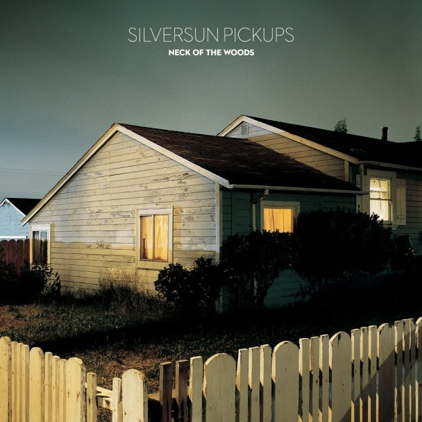 Silversun Pickups - Neck Of The Woods