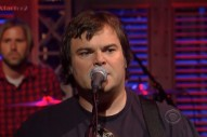 Watch Tenacious D On <em>Letterman</em>