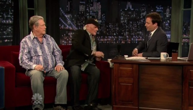 The Beach Boys on Fallon