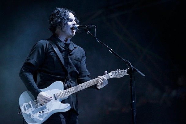 Jack White Forfeits 'Most Metaphors' World Record