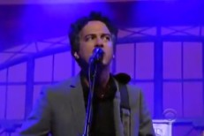 Watch M. Ward On 'Letterman'
