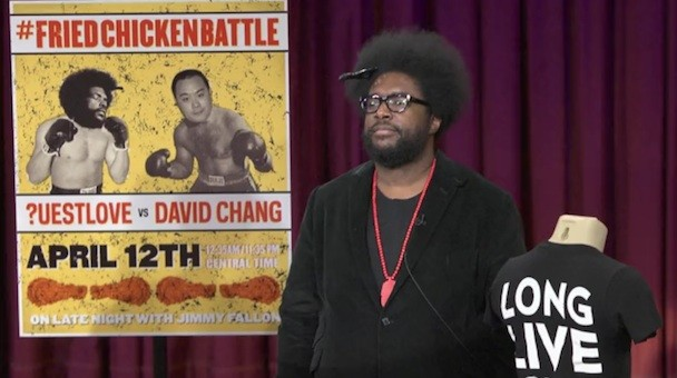 Watch 'A Day In The Life' Of Questlove