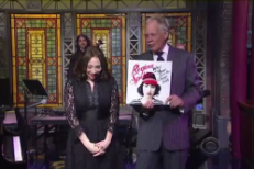 Watch Regina Spektor On 'Letterman'