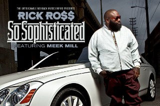 """Rick Ross – """"So Sophisticated"""" (Feat. Meek Mill)"""