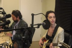 Listen To St. Vincent On 'Comedy Bang Bang'
