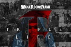 "Waka Flocka Flame – ""Lurkin'"" (Feat. Plies)"
