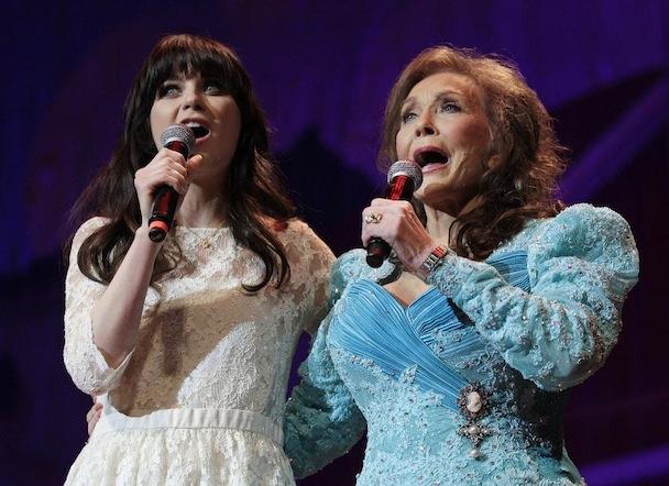 Zooey Deschanel To Star In Loretta Lynn Musical