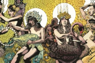 "Baroness – ""March To The Sea"""