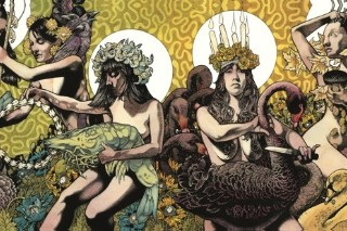 Baroness's John Baizley On Six Influential Album Covers