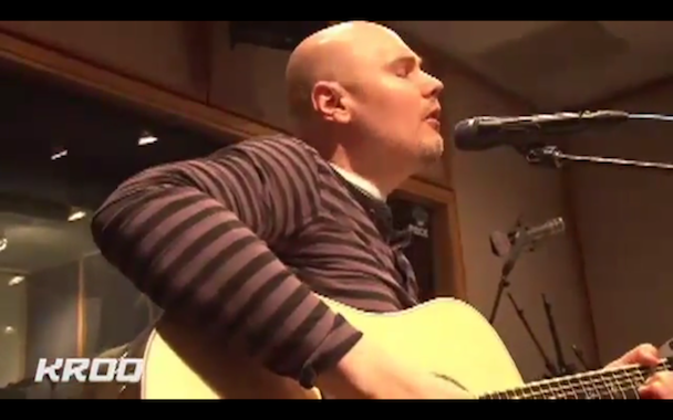 Billy Corgan - KROQ
